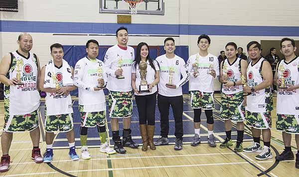 POWERHOUSE, Season 3 LPAM Basketball Champions
