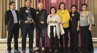 Pinays MB honours Filipino Community Pioneers