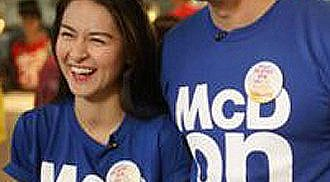 Dingdong, Marian in McDonald's 'National Breakfast Day'