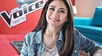 Sarah G back to 'The Voice'