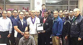 Knights of Columbus Prince of Peace Council #9144 Received the Ontario State Five Star Award