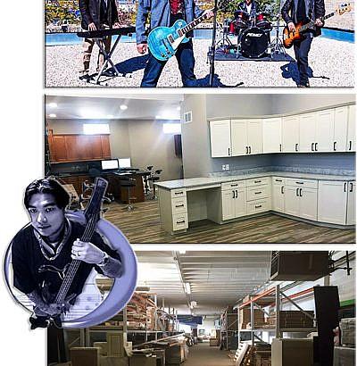 Jhayzon Paredes: Rocker Entrepreneur