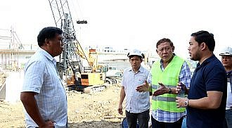 Villar: Additional lanes along Napindan Bridge 2 to open by July