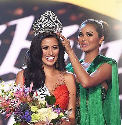 Crowd favorite wins Miss Universe PH 2017