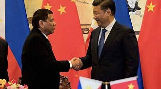 Duterte mulls joint South China Sea exploration