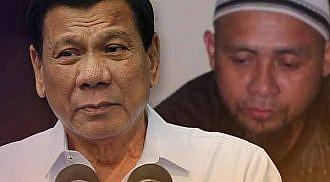 Duterte offers ?10M reward for Isnilon Hapilon