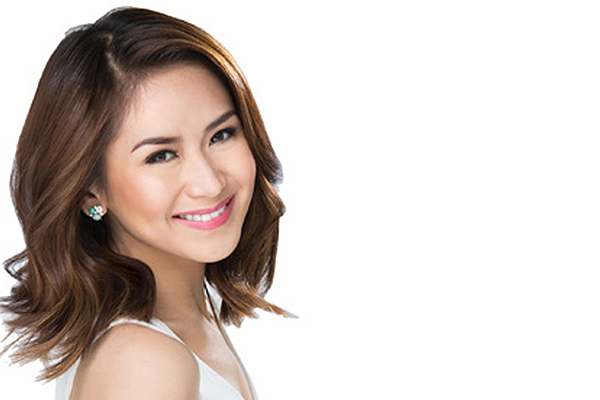 Sarah Geronimo happy to shout 'Darna' for Liza Soberano