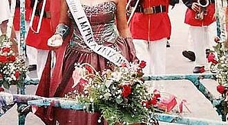 Winners of Santacruzan Photo Contest posted at 204 Filipino Marketplace