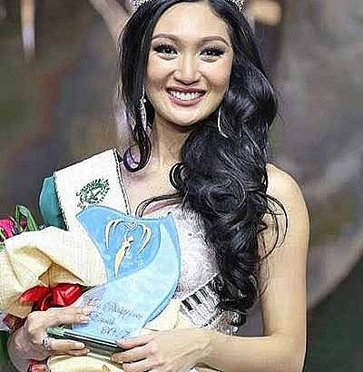 Karen Ibasco is Miss Philippines Earth 2017
