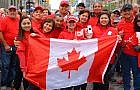 Largest Living Maple Leaf goes viral for Canada 150 celebrations