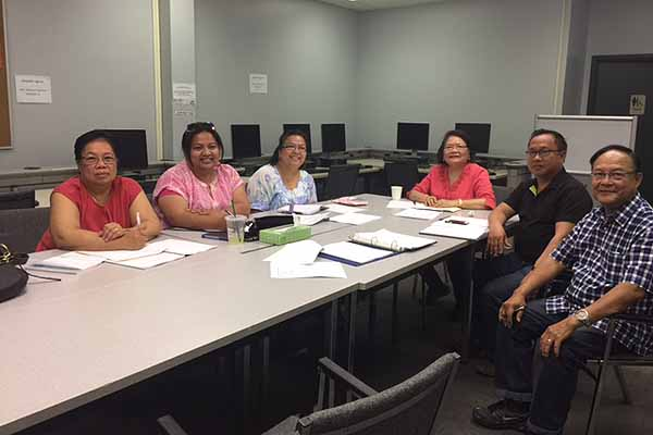 MAFTI Prepares for the Teaching of Filipino Classes to Youths and Adults