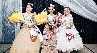 Alessandra Datuin crowned 2017 Manitoba Filipino Street Festival Queen Bulilit