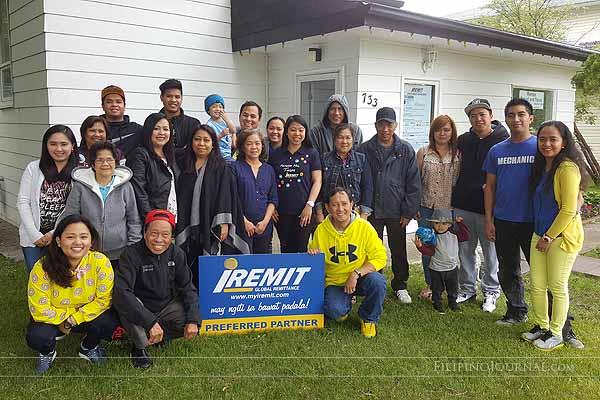 Filipino Community in Morden