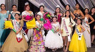 Dasha Quintana crowned 2017 Manitoba Filipino Street Festival Queen