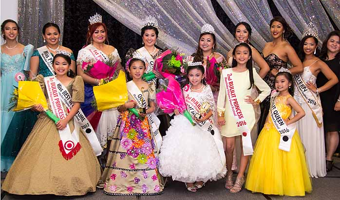 Dasha Quintana crowned 2017 Manitoba Filipino Street Festival Queen