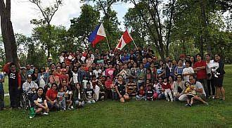 Pembina Valley's growing Filipino community at Winkler Park
