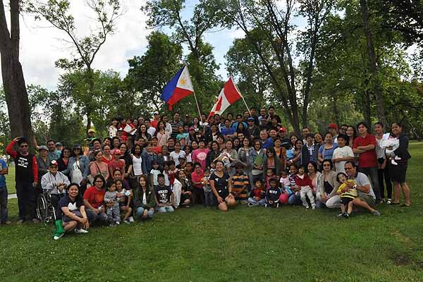 Pembina Valley's growing Filipino community at Winkler Park