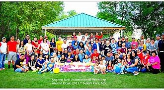 Angono Rizal Association of Winnipeg (ARAW) Annual Picnic Selkirk Park, August 12, 2017