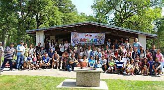 Aklan Association of Manitoba Annual Picnic