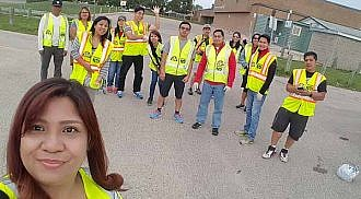 204 Neigbourhood Watch Update: Patrollers Walked Tyndall