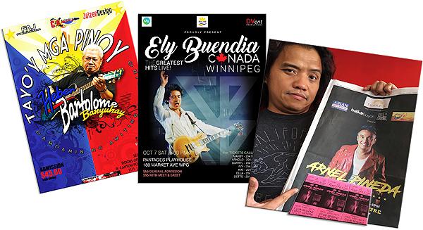 Musika-musikahan All the Time sa Winnipeg!