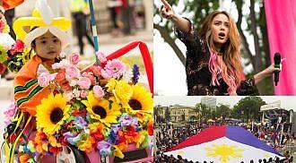 Street Festival highlights Filipino culture & cuisine at Memorial Park