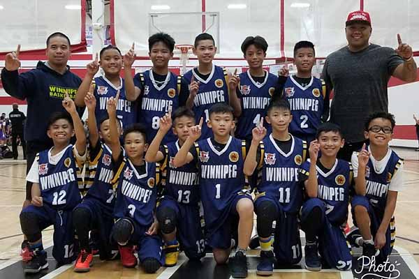 PBA Winnipeg wins 2 gold at the FBA-NA Tournament in Detroit