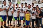 Team Winnipeg  capture NABA Juvenile Championship