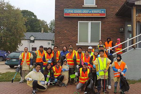 Point Douglas Community Cleanup