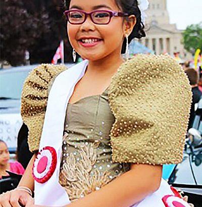 Happy 11th Birthday, Little Miss Bulilit Winnipeg Maxcyn!