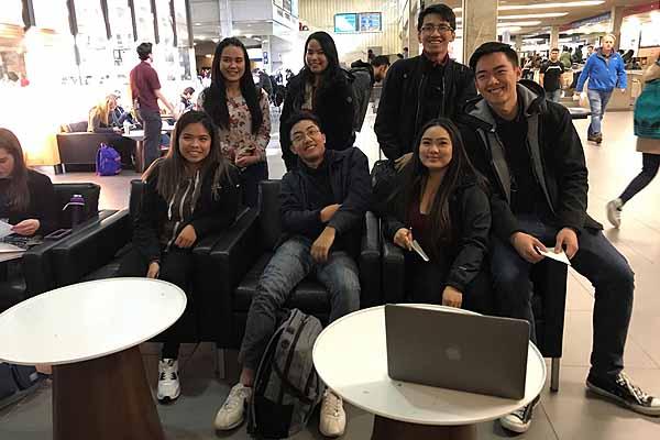 Filipino Canadian Students of University of Manitoba