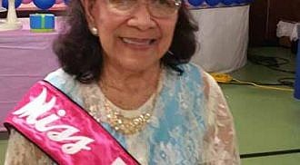Mercie Cuaresma: feeling young at 80th birthday