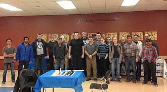 4th Annual B'nai Brith Annual Chess Tournament