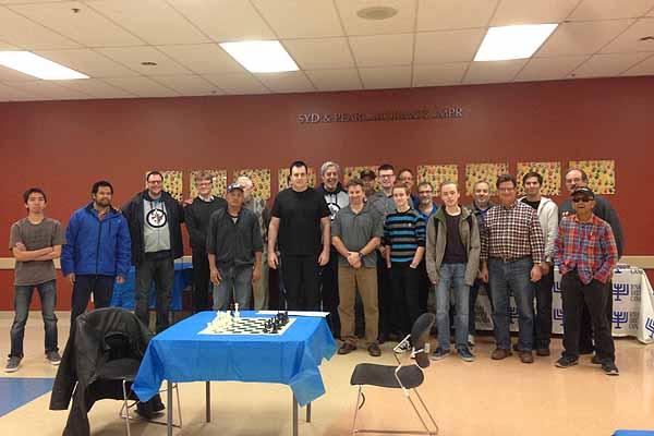 4th Annual B'nai Brith Annual Chess Tournament