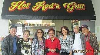 Pat Bigornia's summer visit includes sumptuous Filipino cuisine at Hot Rod's Grill