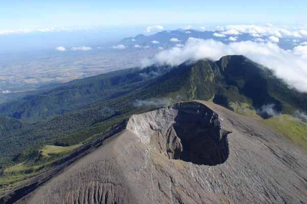 Alert Level up over Mount Kanlaon
