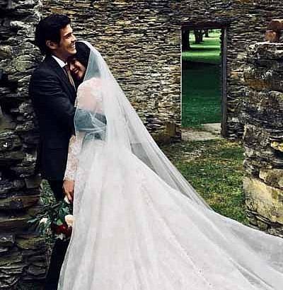 Anne Curtis, Erwan Heussaff get married in New Zealand