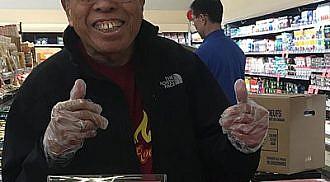 Hot Rod Premium Sweet Longanisa takes  a debut at Lucky Supermarket