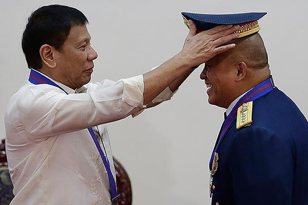 Bato to get Bureau of Corrections chief