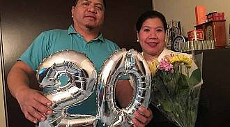 20 Years In Love – Julian & Belinda Garcia – Happy 20th Anniversary
