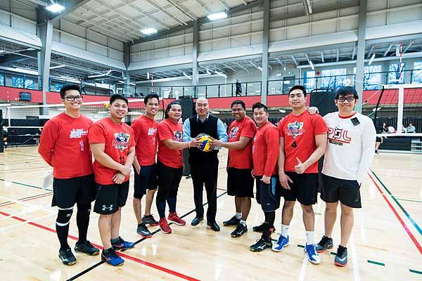 Pinoy Super League Winnipeg Opening Games