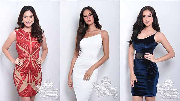 40 made cut as Bb. Pilipinas 2018 official candidates