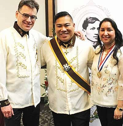 2017 Knights of Rizal Youth Recognition Awards December 30, 2017