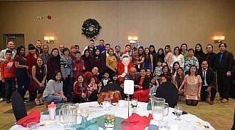 Barangay Antonio's Christmas Party: a family affair