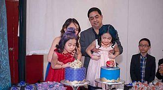 Kambal's 7th Birthday – Jeree & Jelee Lagac
