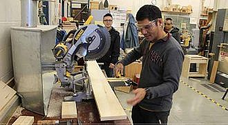 Road to Skilled Trades: Wood Working