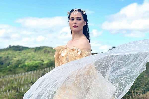 Kristine Hermosa is back after long hiatus
