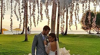 Rachelle Ann Go and Martin Spies are officially married