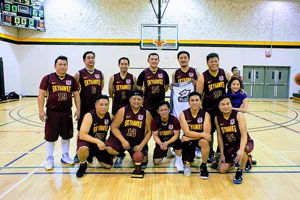 Skyhawks Basketball: A Family Affair