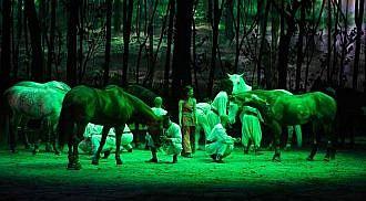Cavalia, Odysseo, 2018 edition, a horsical bravura…